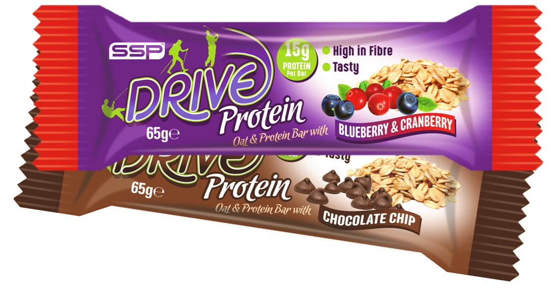 Final Pair of SSP Protein Drive Bars