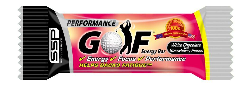 Golf Nutrition Energy Bar